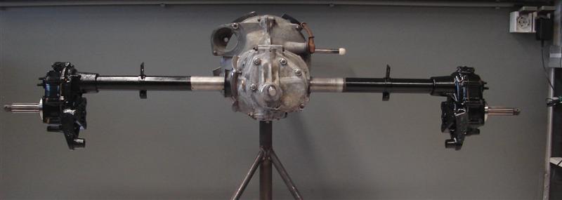 Vw Type 1 Gearbox